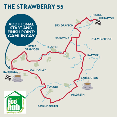 Strawerry 55 map